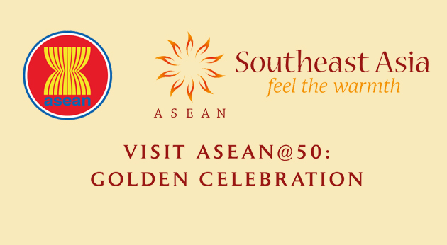 Visit ASEAN@50: Golden Celebration