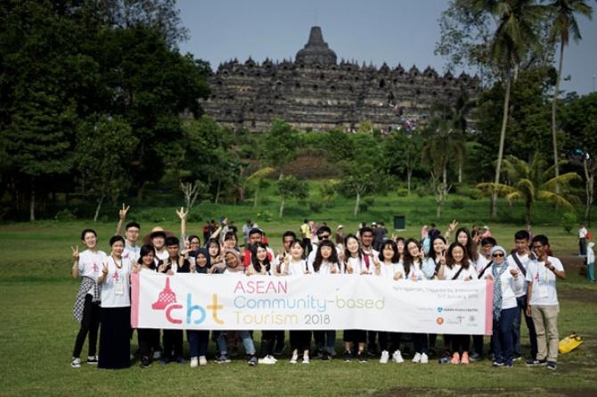 2018 아세안 지역사회기반 관광 프로그램