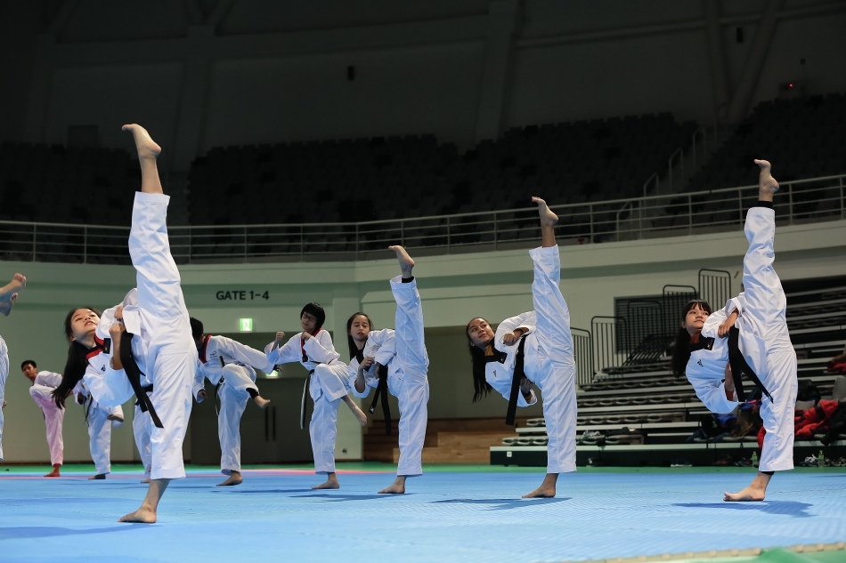 English-Speaking Taekwondo Classes In Seoul - Korea's Best ...